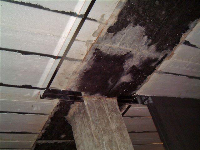Posizionamento a soffitto angolari per angolo parete