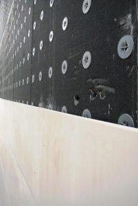Finiture interne sui casseri muro Plastbau® 3