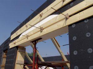 Inserimento dei serramenti in un muro Plastbau® 3