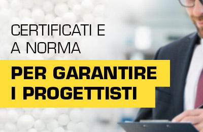 Certificati e a norma