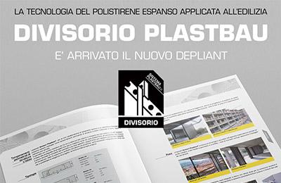 Newsletter nuovo catalogo Divisorio