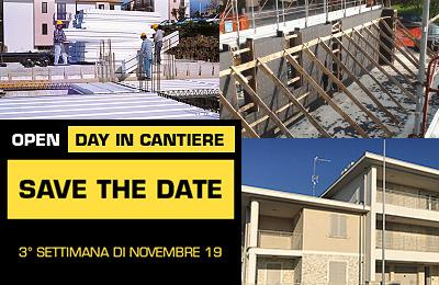 Open Day Nonantola – 3° settimana di Novembre