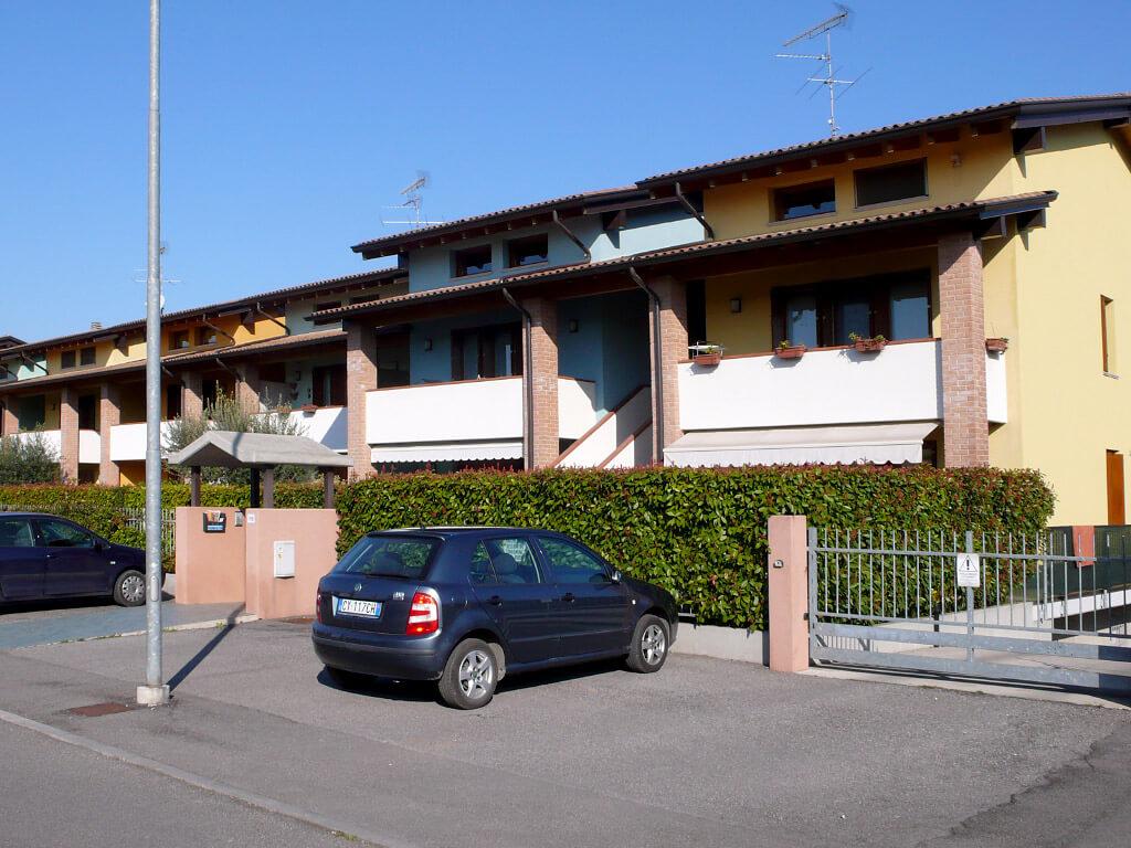Edificio residenziale Castiglione delle Stiviere