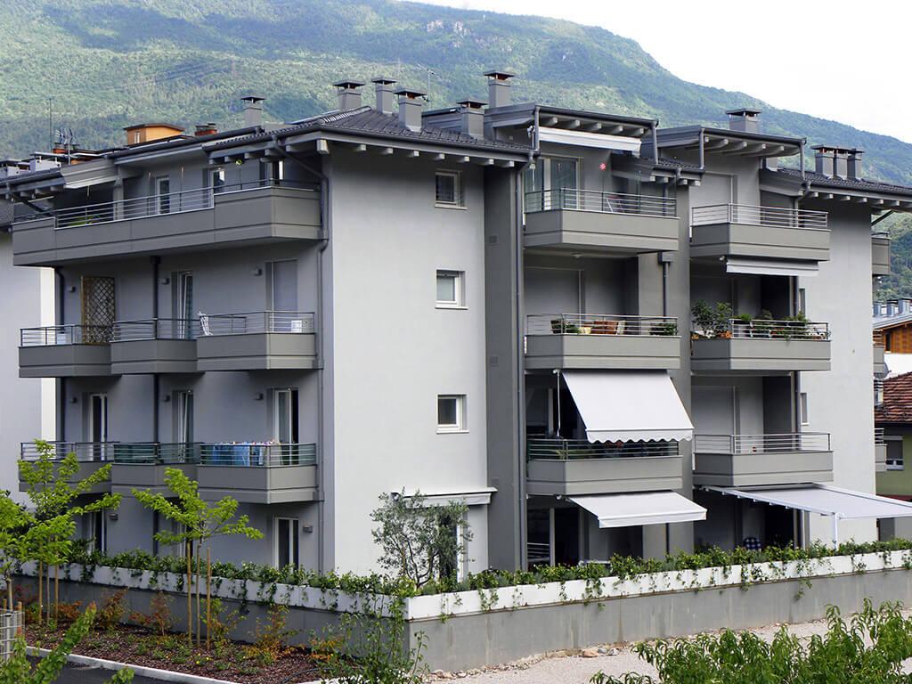 Edificio residenziale a Trento