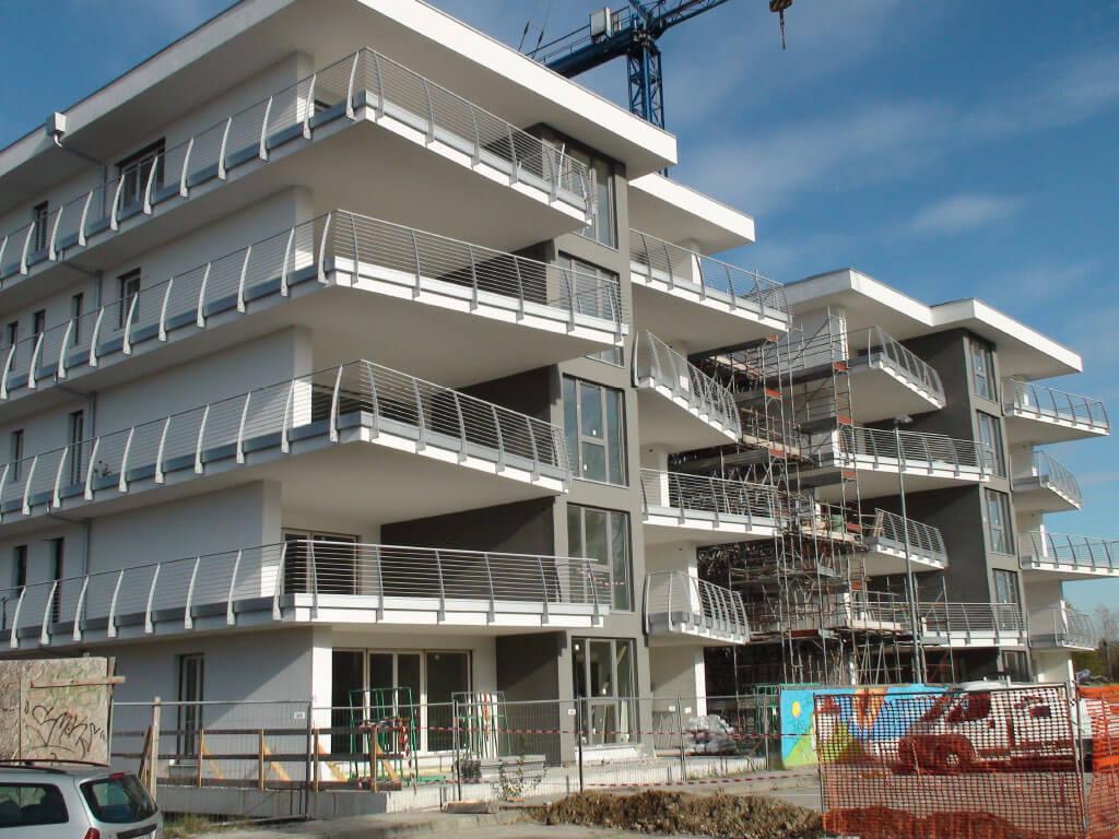 4EQ Edificio residenziale via Marchi a Lodi