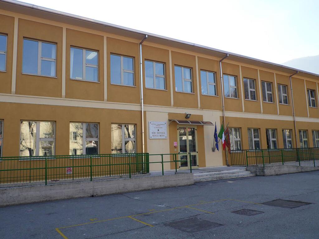 PLESSO SCOLASTICO A.FOGAZZARO Piovene Rocchette (VI)