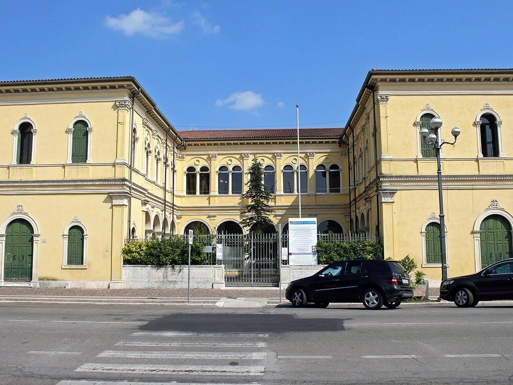 PLESSO SCOLASTICO SCUOLA ELEMENTARE G. BELLOTTI di Villafranca (VR)