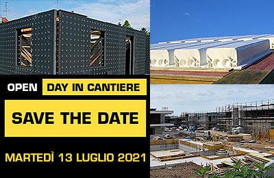 Open Day a Costermano - Martedì 13 Luglio 2021